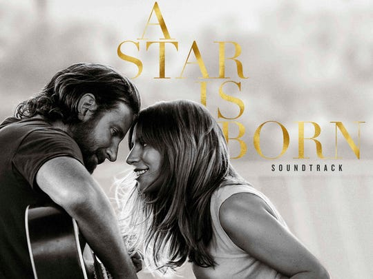 "The ""A Star Is Born"" soundtrack"