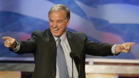Howard Dean, the man of your screams.