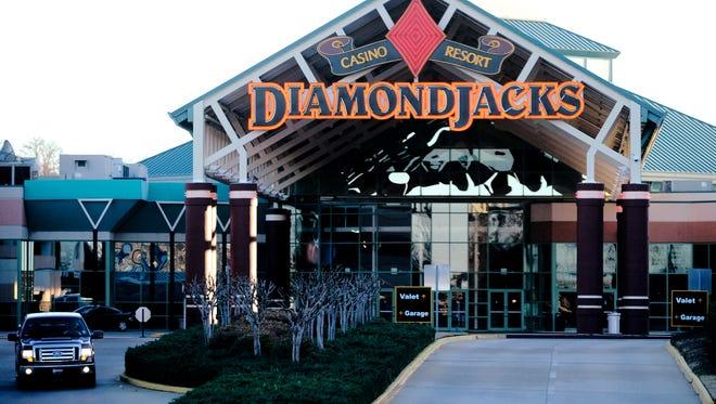 DiamondJacks Casino in Bossier City