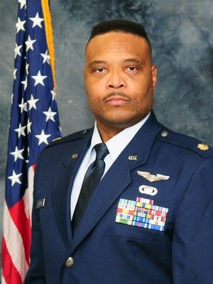 Lt. Col. Flando E. Jackson