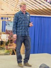 """Pete Nelson, star of the hit TV show, """"Tree House Masters,"""" discusses the building projects he and his company have taken on."""