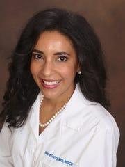 Dr. Nana Duffy, a dermatologist, will teach barbers