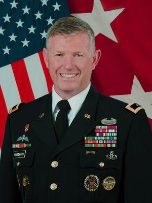 Maj. Gen. Joseph Harrington