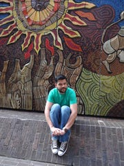 Artist David Acevedo co-founded Art Walk and came up with the new Second Saturday and the SoCo Cultural District.