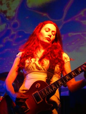 Gretchen Menn of Zepparella.