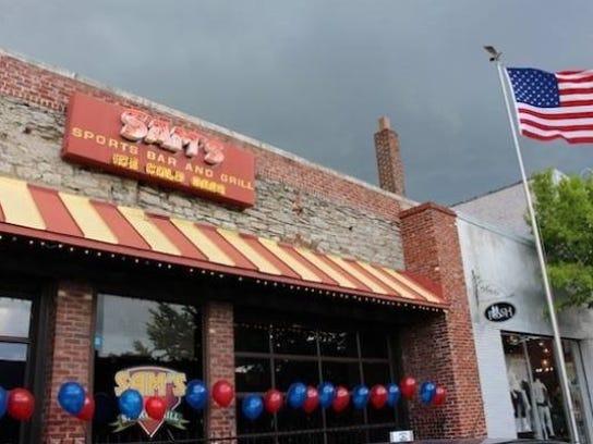 The future of Sam's Sports Grill in Hillsboro Village