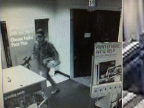 Burlington police are asking for the public's assistance