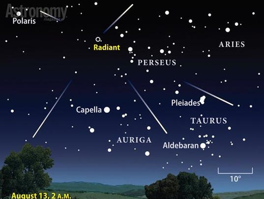 Id Meteor Shower Expected To Be Stellar Cnn