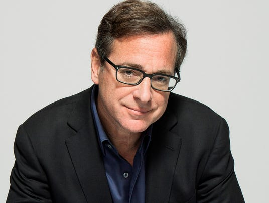 Bob Saget Color 1 - Cropped - Photo Credit Natalie Brasington
