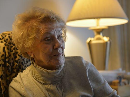 Lorraine Peressini talks about her husband Edward,