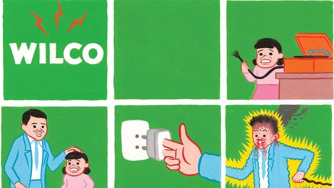 """""""Schmilco"""" by Wilco."""