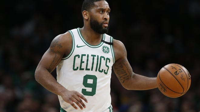 Boston's Brad Wanamaker is looking to make the most of his chance with the Celtics.