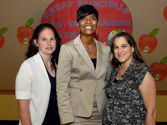 Top public school teachers also honored at the event,