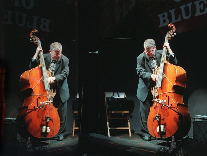 CHARLIE HADEN | July 11 (age 76) | Polio ended his country singing career at 15, so Haden became an instrumentalist. He enjoyed a nearly 60-year career as a pioneering jazz bassist and composer, finding fame with Ornette Coleman's quartet and Keith Jarrett's trio.
