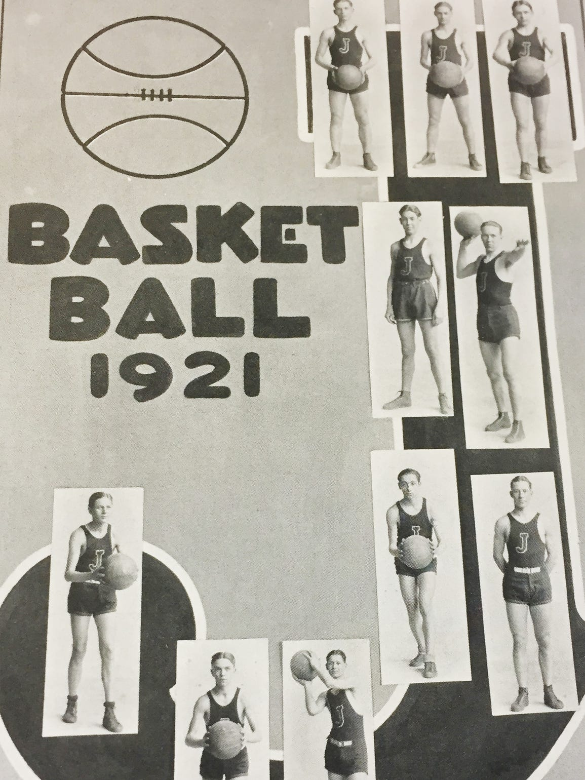 The 1921-22 Lafayette Jeff team was expected to contend