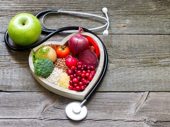 Diet of heart health food can improve heart health.