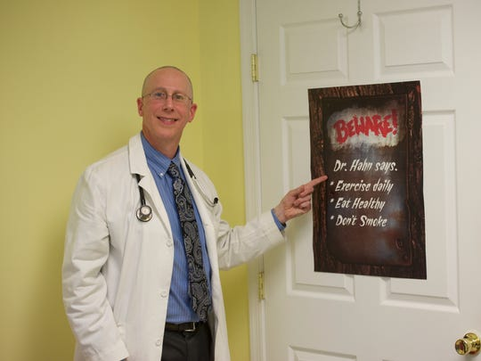 Dr. Matthew Hahn M.D. is a family practice doctor in
