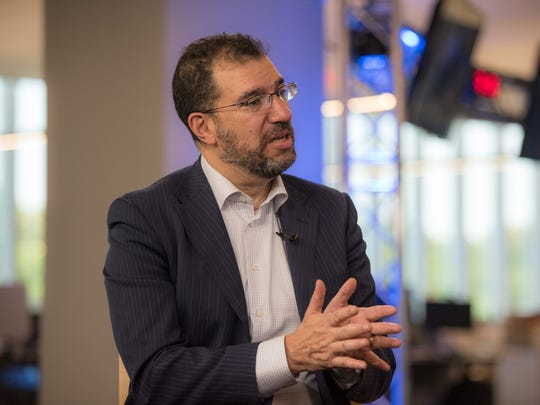 Andy Slavitt is the former head of the Centers for