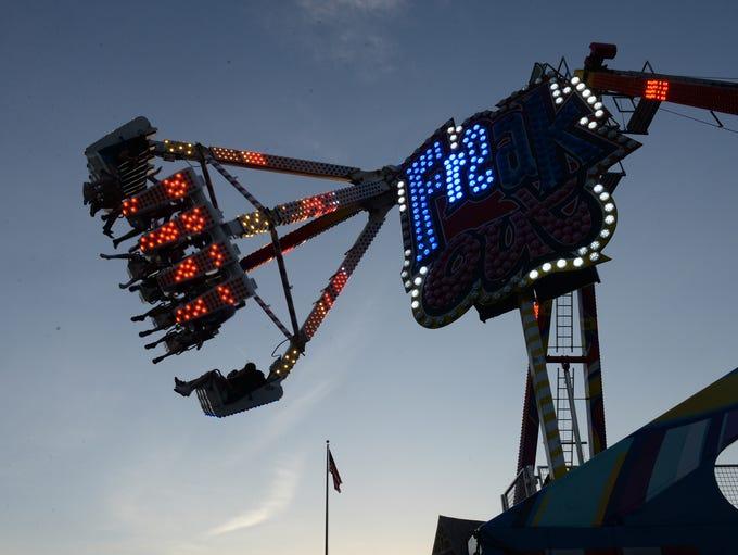 The 55th annual Birmingham Village Fair runs through