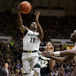Photos: Michigan State at Purdue
