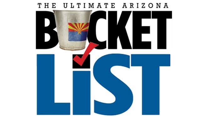 The Ultimate Arizona Bucket List is a 14-part series of lists.