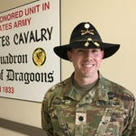 Genge excited to lead 1-1 Cav on rotation to NTC at Fort Irwin