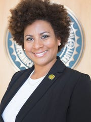 Angela Poole has been named acting CFO and Vice President for Finance and Administration at FAMU by President Elmira Mangum.
