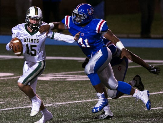 MUS linebacker Dorian Hopkins has committed to Tulsa.