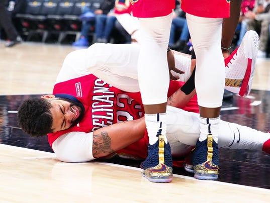 NBA: New Orleans Pelicans at Sacramento Kings