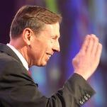 Gen. David Petraeus looks back on lessons of war