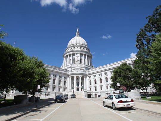 The Wisconsin State Capitol celebrates its centennial