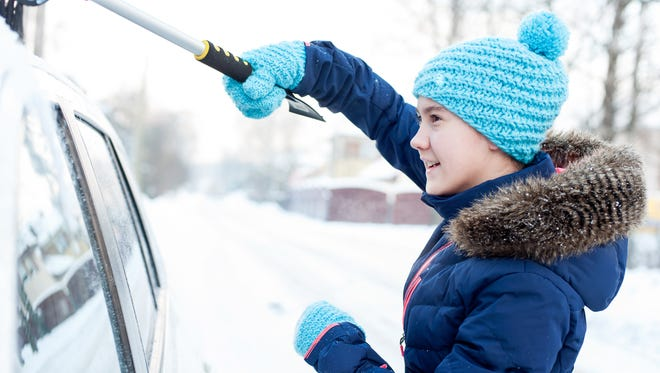 The more prepared your teen is to face winter weather, the safer they'll be on the roads. Here's how to get them ready.
