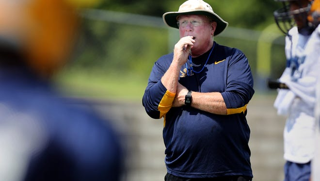 Pete Hurt and Olive Branch have yet to win a game in 2016. But no one can accuse the Quistors of ducking the competition.