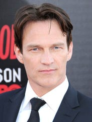 'True Blood' star Stephen Moyer has joined the cast
