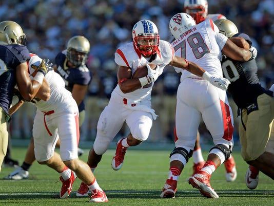 Rutgers Navy Football (2)