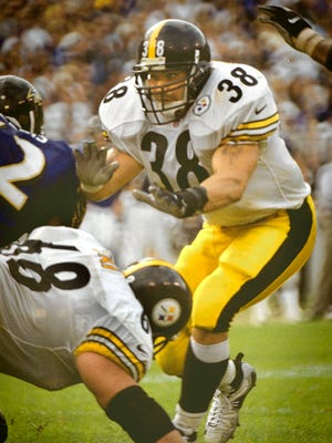 Eastern York High School graduate Jon Witman played six seasons with the Pittsburgh Steelers.