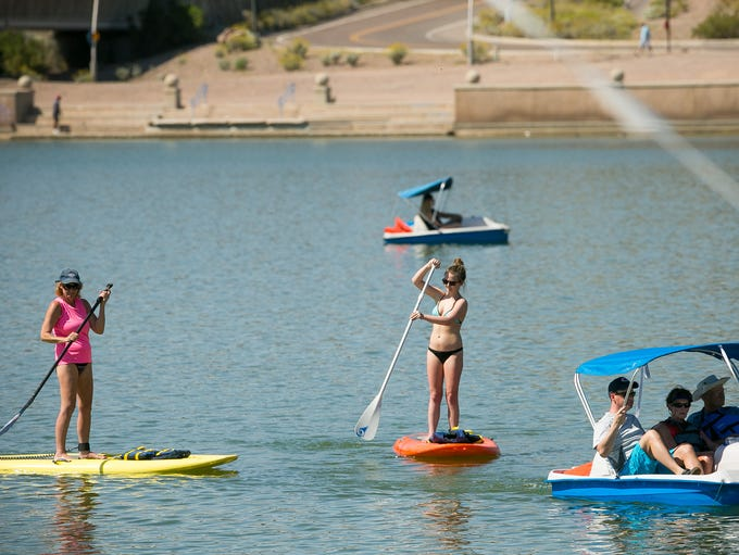 Any paddling sport | Kayaks, canoes and stand-up paddleboards