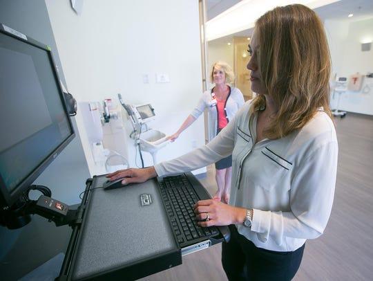 The 220,000-square-foot University of Arizona Cancer