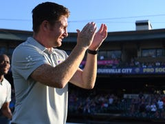 James O'Connor is leaving LouCity but his legacy will last forever