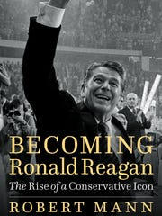 Reagan book cover art