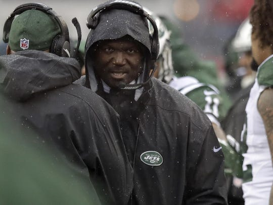Jets coach Todd Bowles says the effort is there, but not all of his players agree.