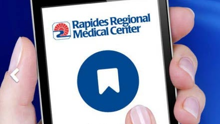 Patients can now book appointments online using the Rapides Regional Physician Group's new Online Scheduling feature.