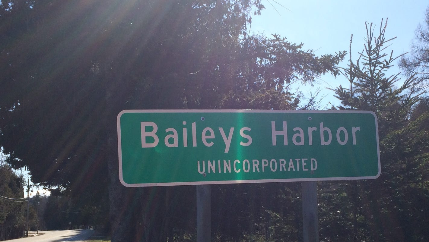 baileys harbor Baileys harbor is a town in door county, wisconsin, united statesthe population was 1,003 at the 2000 censusthe unincorporated community of.
