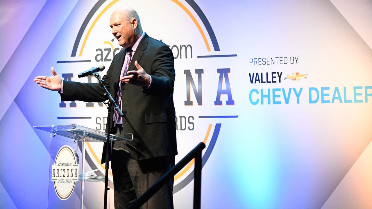 Highlights from the 2016 Arizona Sports Awards. Video by Thomas Hawthorne.