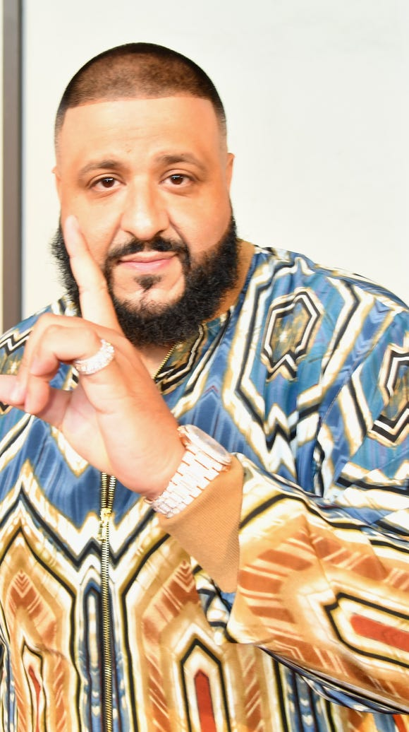 DJ Khaled's 'Grateful' has arrived.