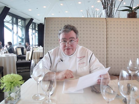 Chef Peter X. Kelly, of the Xaviars Restaurant Group,
