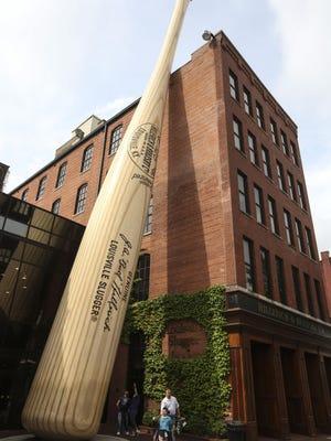 Louisville Slugger Museum and Bat Factory