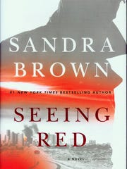 """""""Seeing Red"""" by Sandra Brown"""