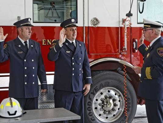 BHM firefighter cleared
