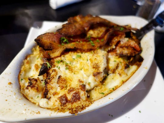 From the Brown Hotel in Louisville, Ky., the Hot Brown